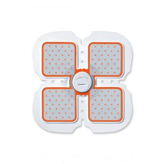 Abdominale elektrostimulator 6 pack
