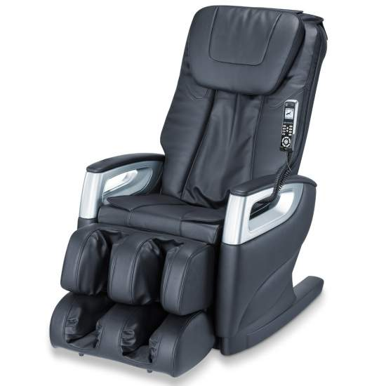 Deluxe massage chair at home