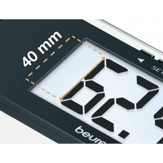 Diagnostic glass scale BG 17