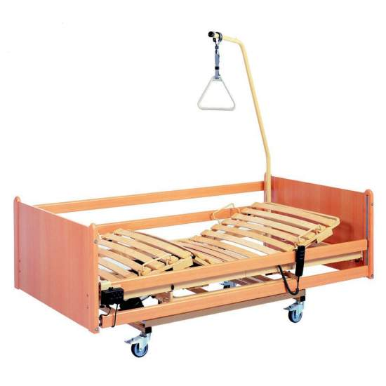 Electronic bed with lift truck Orion