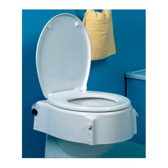 Toilettenlift ohne Arme