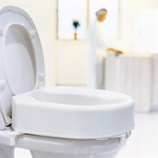 Toilet seat Hi-Loo WC