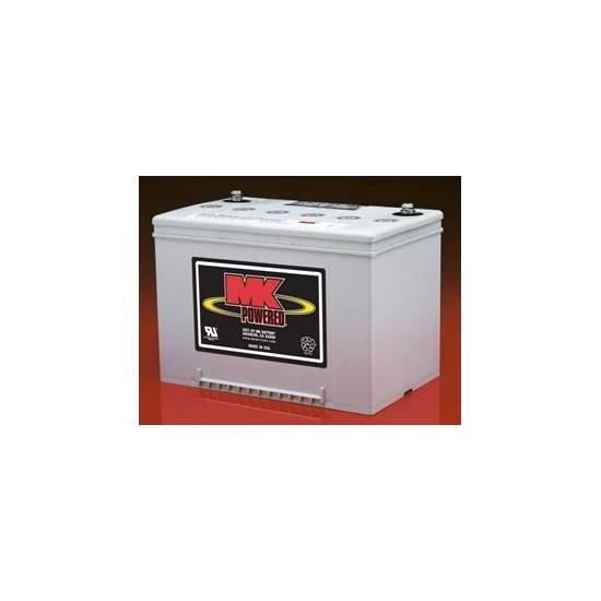 Batterijen gel 60 Amph (paar) - MK Powered M34 SLD G