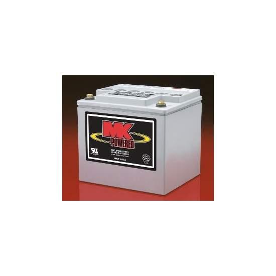 Gel 40 Amph batterijen - MK Powered M40-12 SLD G