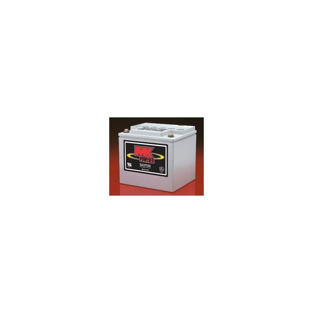 Gel 40 Amph batteries - MK Powered M40-12 SLD G