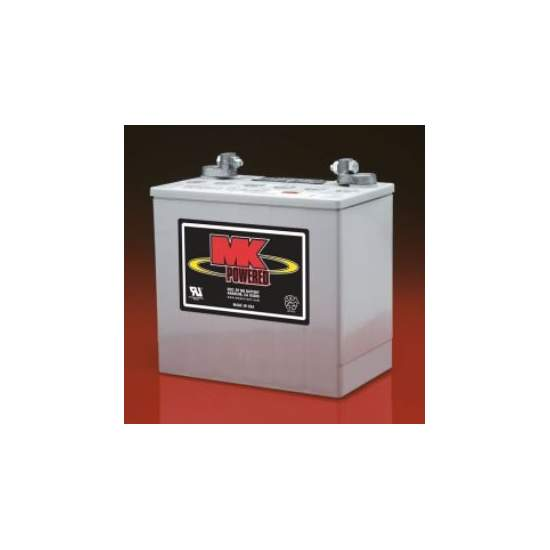 Batterijen gel 50 Amph - MK Powered M22NF SLD G