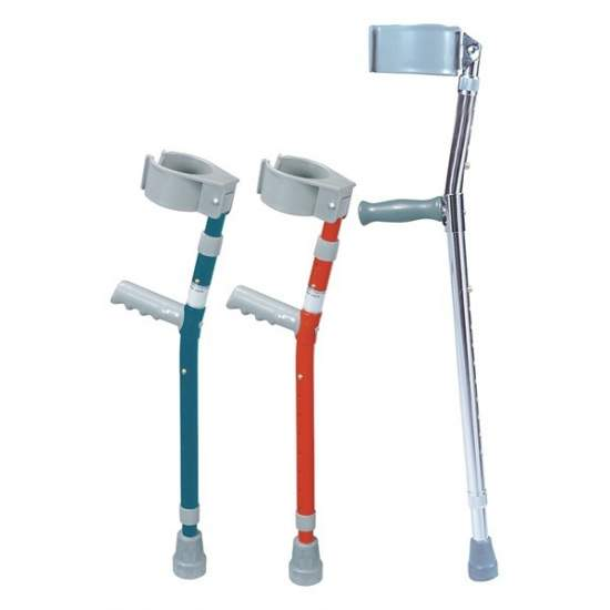 Child Steel Arm Crutches