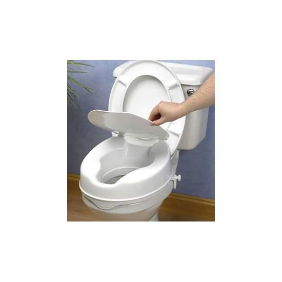 WC-AUFZUG (15 cm) MIT ABDECKUNG