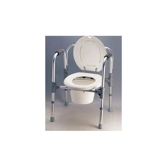WC ELEVATOR WITH ARMS AND BACKREST