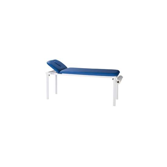 2-body metal fixed stretcher with short backrest