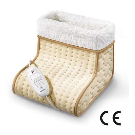 Warme voetenwarmer