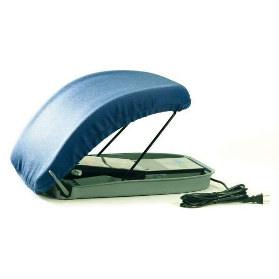 Electronic lift cushion
