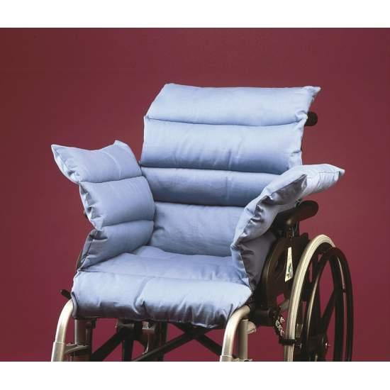 Komplette Polsterung für den Stuhl