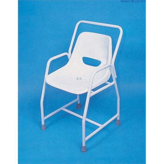 Fixed shower chair