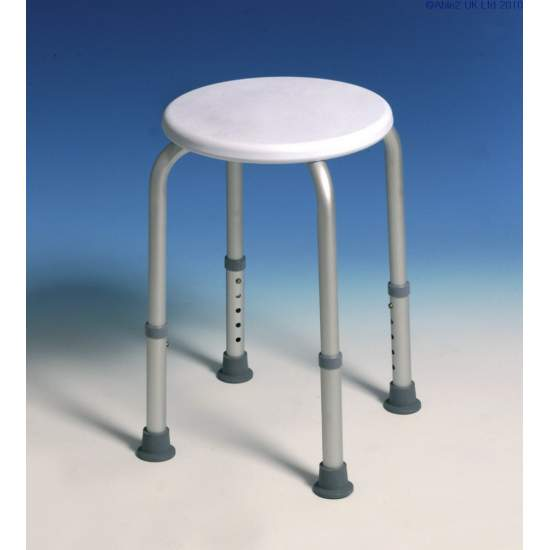 Round shower stool,...