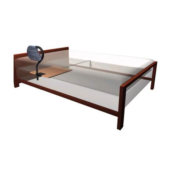 Bedcane-reling