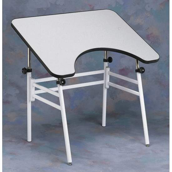 FOLDING MULTIPURPOSE TABLE