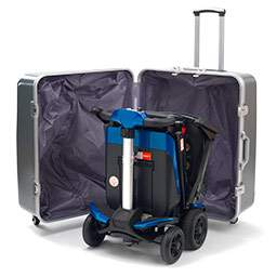 01. Suitcase with security lock